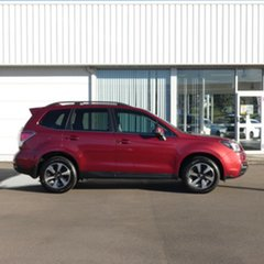 2016 Subaru Forester S4 MY17 2.5i-L CVT AWD Red 6 Speed Constant Variable Wagon