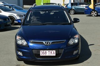 2012 Hyundai i30 FD MY12 CW SX 1.6 CRDi Blue 4 Speed Automatic Wagon.