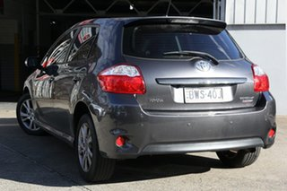 2011 Toyota Corolla ZRE152R MY11 Levin ZR Grey 4 Speed Automatic Hatchback.