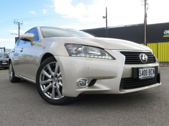 Used Lexus GS GRL11R GS250 Luxury, 2013 Lexus GS GRL11R GS250 Luxury Gold 6 Speed Sports Automatic Sedan