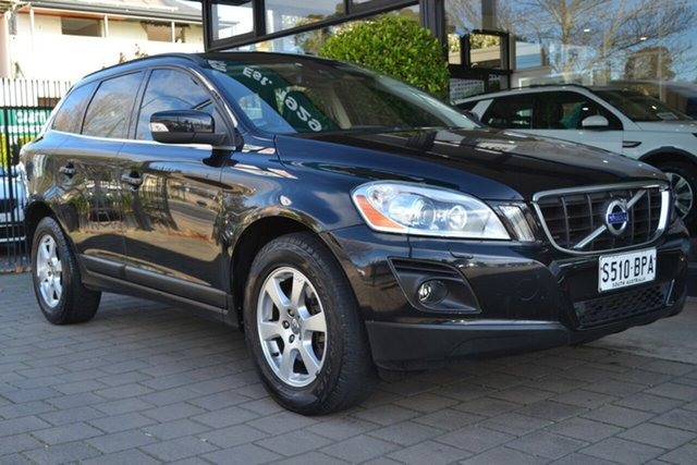 Used Volvo XC60 DZ MY09 D5 Geartronic AWD LE, 2009 Volvo XC60 DZ MY09 D5 Geartronic AWD LE Grey 6 Speed Sports Automatic Wagon