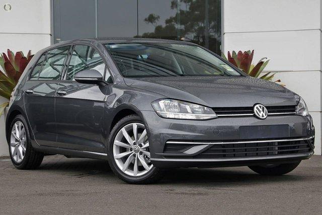 Demo Volkswagen Golf 7.5 MY20 110TSI DSG Comfortline, 2020 Volkswagen Golf 7.5 MY20 110TSI DSG Comfortline Grey 7 Speed Sports Automatic Dual Clutch