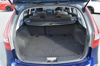 2012 Hyundai i30 FD MY12 CW SX 1.6 CRDi Blue 4 Speed Automatic Wagon