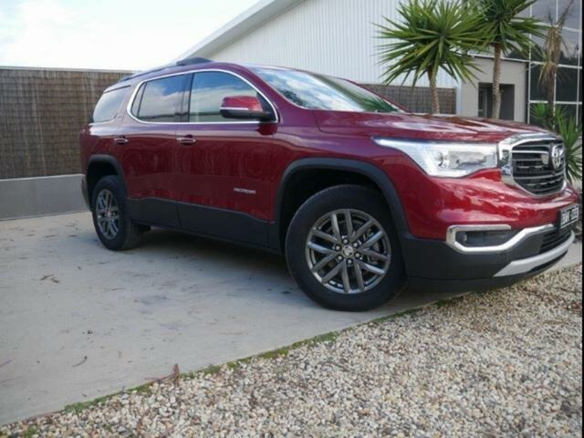 Used Holden Acadia AC MY19 LTZ (2WD), 2019 Holden Acadia AC MY19 LTZ (2WD) Red 9 Speed Automatic Wagon