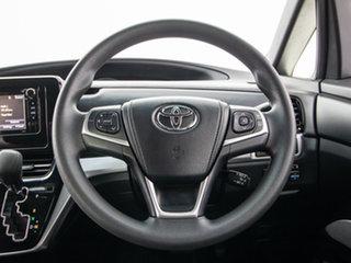 2018 Toyota Tarago ACR50R MY16 GLi Silver 7 Speed CVT Auto Sequential Wagon