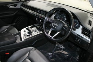 2016 Audi Q7 4M MY17 3.0 TDI Quattro (160kW) Black 8 Speed Automatic Tiptronic Wagon