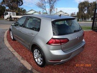 2017 Volkswagen Golf AU MY17 92 TSI Comfortline Tungsten Silver 7 Speed Auto Direct Shift Hatchback