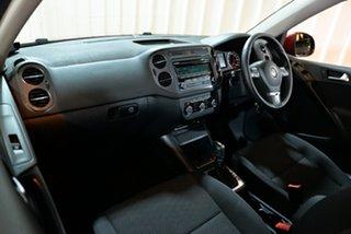 2013 Volkswagen Tiguan 5N MY13.5 118TSI 2WD Red 6 Speed Manual Wagon