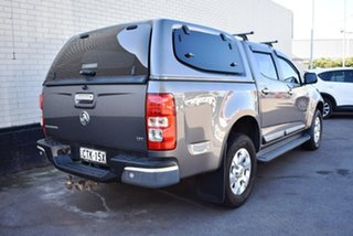 2014 Holden Colorado RG MY14 LTZ Crew Cab Grey 6 Speed Sports Automatic Utility.