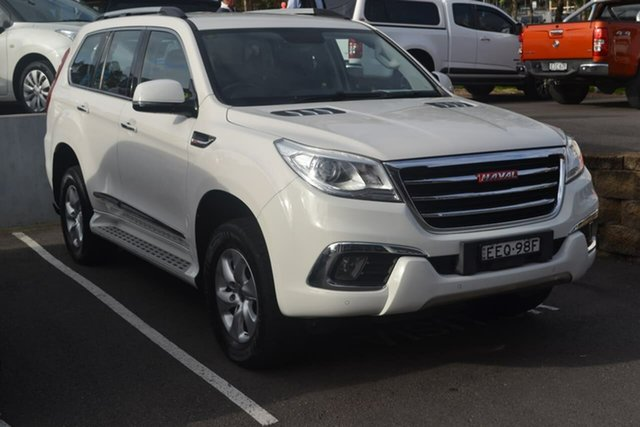 Used Haval H9  Premium, 2015 Haval H9 Premium White 6 Speed Sports Automatic Wagon