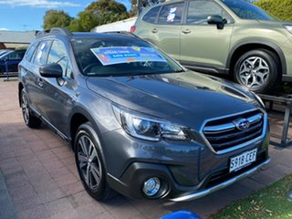 2020 Subaru Outback B6A MY20 2.5i CVT AWD Magnetite Grey 7 Speed Constant Variable Wagon.