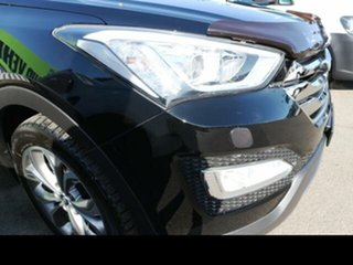 2013 Hyundai Santa Fe DM Highlander CRDi (4x4) Black 6 Speed Automatic Wagon