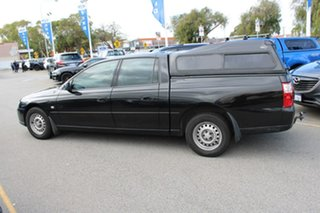 2005 Holden Crewman VZ Black 4 Speed Automatic Utility
