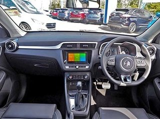 2019 MG ZS AZS1 MY19 Excite Plus 2WD Silver 6 Speed Automatic Wagon