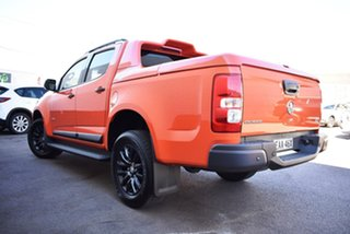 2018 Holden Colorado RG MY18 Z71 Pickup Crew Cab Orange 6 Speed Sports Automatic Utility