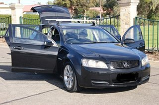 2009 Holden Commodore VE MY09.5 Omega Black 4 Speed Automatic Sportswagon