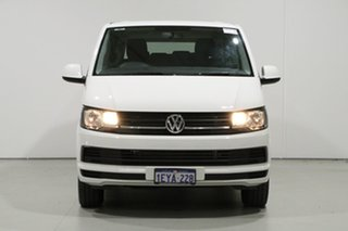 2015 Volkswagen Caravelle T6 MY16 TDI340 White 7 Speed Auto Direct Shift Wagon.