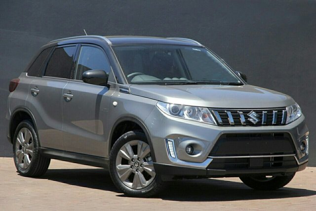 New Suzuki Vitara LY Series II 2WD Mount Gravatt, 2020 Suzuki Vitara LY Series II 2WD Grey & Black 6 Speed Sports Automatic Wagon