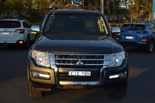 2016 Mitsubishi Pajero NX MY16 GLX Grey 5 Speed Sports Automatic Wagon.
