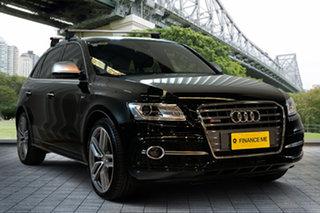 2015 Audi SQ5 8R MY15 TDI Tiptronic Quattro Black 8 Speed Sports Automatic Wagon.
