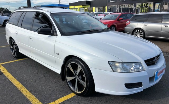 Used Holden Commodore VZ , 2005 Holden Commodore VZ 4 Speed Automatic Wagon