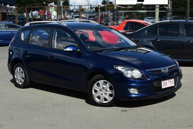 Used Hyundai i30 FD MY12 CW SX 1.6 CRDi, 2012 Hyundai i30 FD MY12 CW SX 1.6 CRDi Blue 4 Speed Automatic Wagon