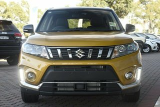 2020 Suzuki Vitara LY Series II Turbo 2WD Solar Yellow & Cosmic Black Roof 6 Speed Sports Automatic