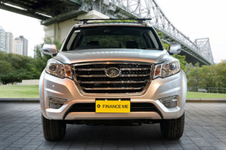 2019 Great Wall Steed NBP MY18 Silver 6 Speed Manual Utility.