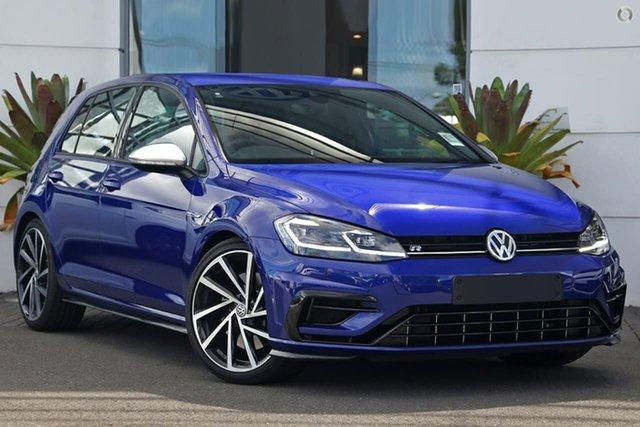 Demo Volkswagen Golf 7.5 MY20 R DSG 4MOTION, 2020 Volkswagen Golf 7.5 MY20 R DSG 4MOTION Blue 7 Speed Sports Automatic Dual Clutch Hatchback
