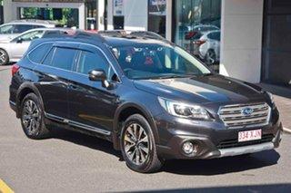 2016 Subaru Outback B6A MY16 3.6R CVT AWD Dark Grey 6 Speed Wagon.