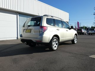2010 Subaru Forester S3 MY10 X AWD Gold 4 Speed Sports Automatic Wagon