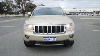 2011 Jeep Grand Cherokee WK MY2011 Limited Gold 5 Speed Sports Automatic Wagon