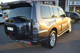 2016 Mitsubishi Pajero NX MY16 GLX Grey 5 Speed Sports Automatic Wagon