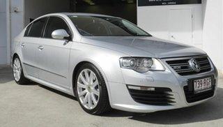 2009 Volkswagen Passat Type 3C MY10 R36 DSG 4MOTION Silver 6 Speed Sports Automatic Dual Clutch.