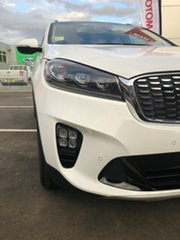 2019 Kia Sorento UM MY20 GT-Line AWD Clear White 8 Speed Sports Automatic Wagon
