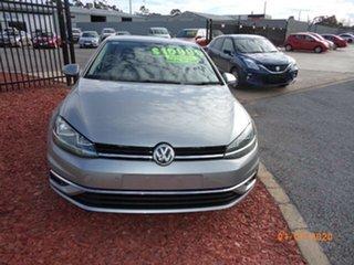 2017 Volkswagen Golf AU MY17 92 TSI Comfortline Tungsten Silver 7 Speed Auto Direct Shift Hatchback.