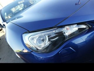 2013 Subaru BRZ MY13 Blue 6 Speed Manual Coupe