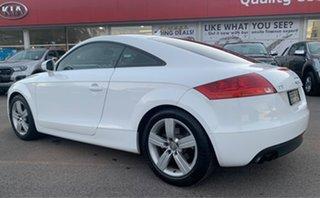 2010 Audi TT White Manual Coupe