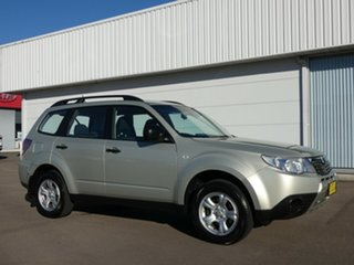 2010 Subaru Forester S3 MY10 X AWD Gold 4 Speed Sports Automatic Wagon.