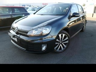 2013 Volkswagen Golf 1K MY13 GTD Grey 6 Speed Direct Shift Hatchback.