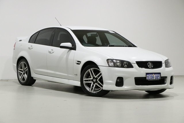 Used Holden Commodore VE II MY12 SV6, 2012 Holden Commodore VE II MY12 SV6 White 6 Speed Automatic Sedan