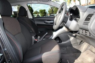 2011 Toyota Corolla ZRE152R MY11 Levin ZR Grey 4 Speed Automatic Hatchback