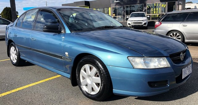 Used Holden Commodore VZ Executive, 2005 Holden Commodore VZ Executive 4 Speed Automatic Sedan