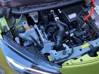 2017 Nissan Note Green