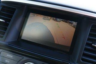 2015 Nissan Pathfinder R52 MY17 Series 2 ST (4x2) Black Automatic Wagon