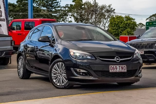 Used Opel Astra AS , 2012 Opel Astra AS Black 6 Speed Manual Hatchback