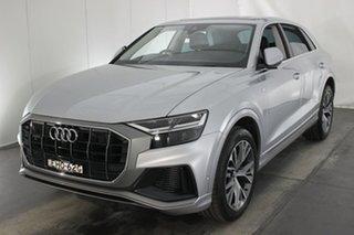2019 Audi Q8 Florett Silver