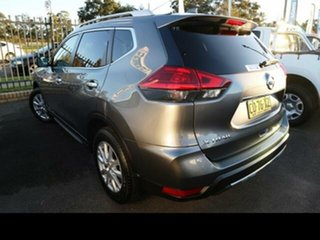 2017 Nissan X-Trail T32 Series 2 ST-L (2WD) Grey Continuous Variable Wagon.