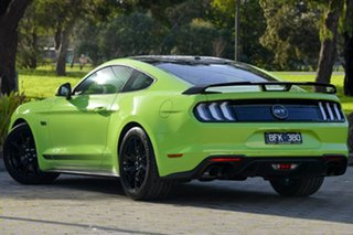 2019 Ford Mustang FN 2020MY GT Fastback SelectShift RWD Green 10 Speed Sports Automatic Fastback.