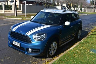 2017 Mini Countryman F60 Cooper Steptronic Blue 6 Speed Sports Automatic Wagon
